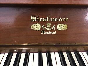 Piano d'appartement 150$