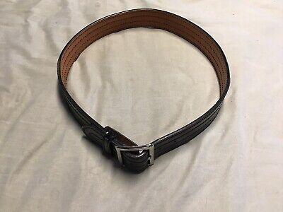 Aker Leather B21-TP-38 Men/'s Plain Tan Conceal Carry Gun Belt Size 38