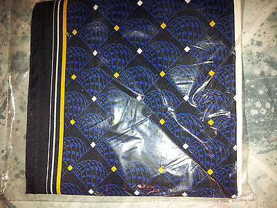 Continental Airlines Ladies Scarf