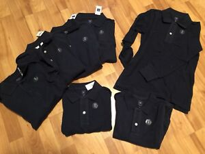 Boys uniform shirts from the GAP