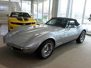 Corvette C3  Stingray Cabrio V8