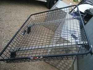 RHINO RACK ROOF RACK   & BASKET COMPLETE Holden Hill Tea Tree Gully Area Preview