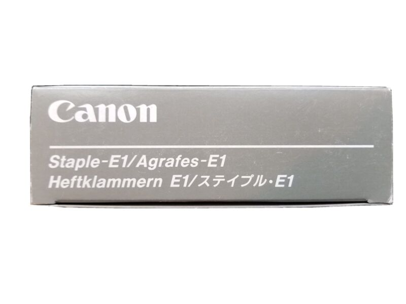 Canon F23-5705-000 Staples 3 Packages 3 Staple Cartridges Each