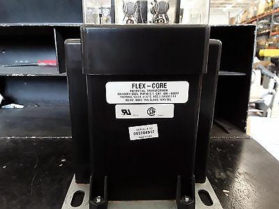 Flex-core Potential Transformer 456-600ff 600v Ratio 51 60hz