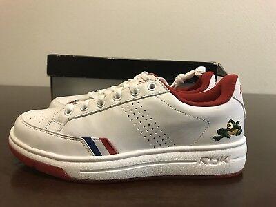 Rare Vintage Reebok G-Unit Limited Edition Puerto Rico Coqui Frog Shoes