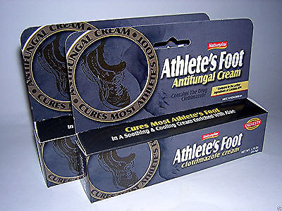 Best Deal For 2 - 1.5 oz. Tubes Natureplex Athlete's Foot Antifungal Cream