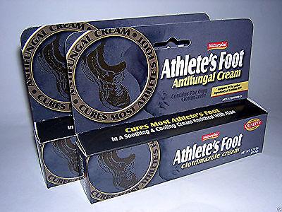 Best Deal For 2 - 1.5 oz. Tubes Natureplex Athlete's Foot Antifungal Cream