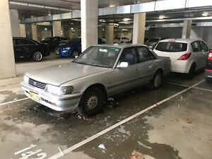 1992 Toyota Cressida Grande 4 Sp Automatic 4d Sedan