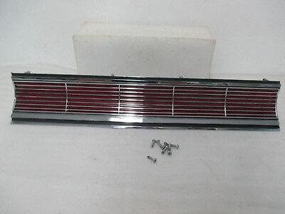 Mopar NOS 1969 Chrysler New Yorker Tail Lamp Opening Finish Panel 2930092D