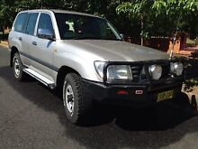 Toyota Land Cruiser for sale Dubbo 2830 Dubbo Area Preview