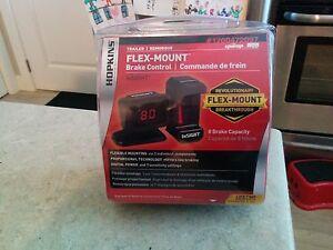 Flex-mount brake control