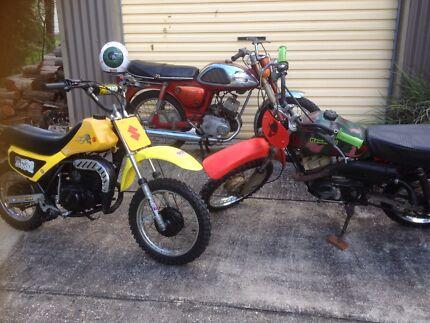 Kawasaki KD80 or Suzuki DS80