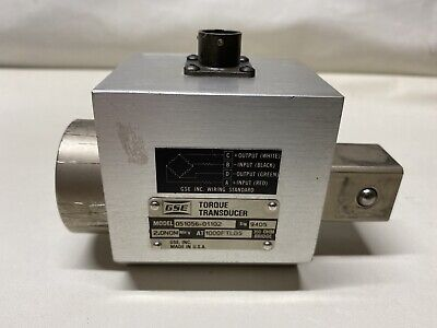 Gse 1000ft Lbs Torque Transducer 051056-01102