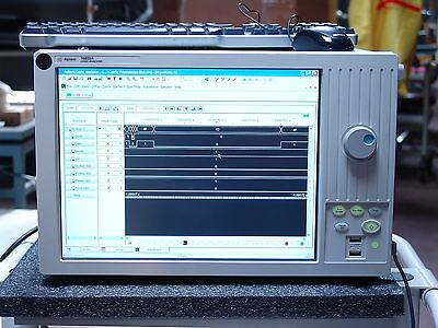 Agilent 16803a Logic Analyzer