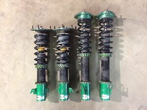 Coilover, suspension tein subaru impreza rs ts wrx sti 02-07