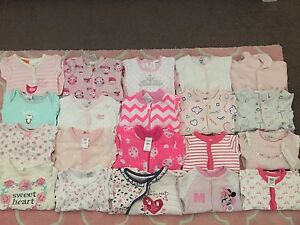 Baby girl clothes 000 & 00 Banksia Grove Wanneroo Area Preview