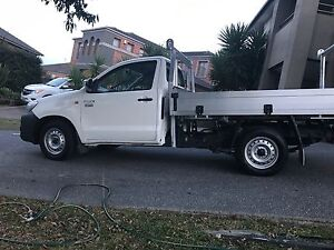 2014 Toyota Hilux Ute Kellyville The Hills District Preview