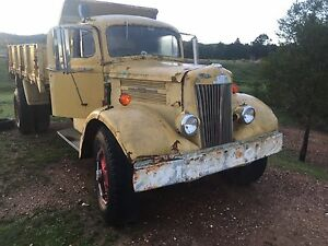 White superpower truck tipper collector Boorowa Boorowa Area Preview