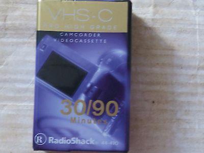 Кассеты и диски VHS-C Pro High
