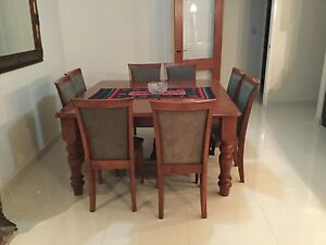 Dining table and chairs Butler Wanneroo Area Preview