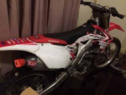 2012 crf450r  Seaton Charles Sturt Area Preview
