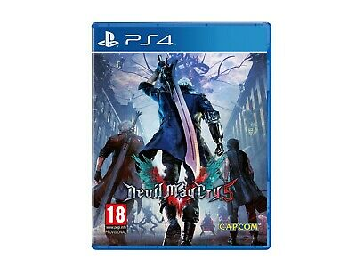 Devil May Cry 5 SE (PS4) ALTERNATE COSTUMES Pre-Order DLC Key Code (USA/CAN) - Dmc Costumes