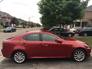 2006 LEXUS IS250 AWD LUXURY PACKAGE,CERTIFIED & E-TESTED
