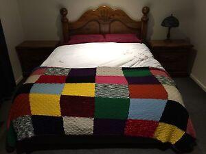 Bedroom suite - solid timber Croydon Hills Maroondah Area Preview