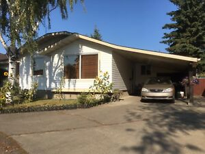 Furnished bungalow  for sale in Castledowns $299k obo.