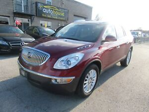 2011 Buick Enclave CXL AWD, CXL, LEATHER, CERTIFIED