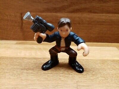 Star Wars Galactic Heroes Han Solo in Bespin Outfit 2004