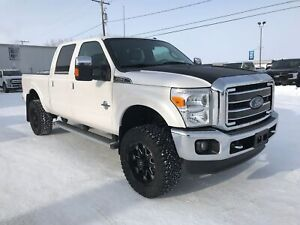 2014 Ford F-250 Lariat 6.7L Diesel | Leather | Heated Seats