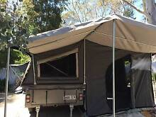 Sar Major Off Road Camper Trailer! Near New Condition! Birdwood Adelaide Hills Preview