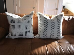 2 pillow covers! New!