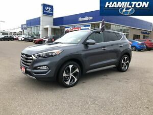 2018 Hyundai Tucson | ULTIMATE | LEATHER | ROOF | 360 CAM | NAVI