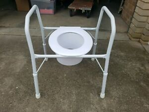 Commode Toilet Aid