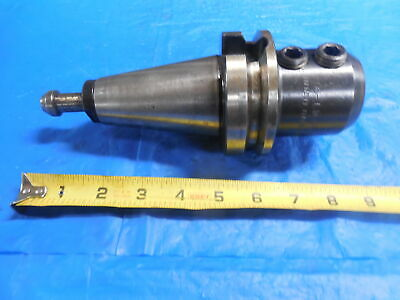 Nikken Bt 45 1 Dia. I.d. Solid End Mill Tool Holder 1.0 1.00 1.000 Cnc Mill
