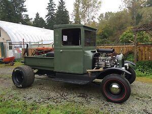 1923 Model TT truck all steel hot rod