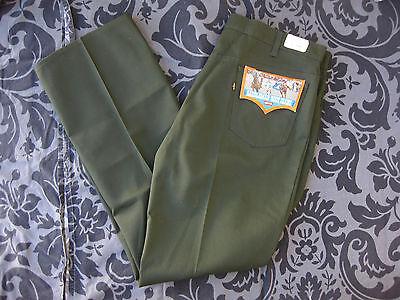 NWT vtg Levi's 517 Saddleman Boot Jeans Corduroy slacks 42 X 34 Deadstock 70s 80