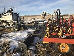 36' Bourgault Air Seeder