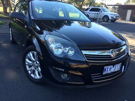 2009 Holden Astra CDX Auto - 4 Spd Hatch with rego 9 mon and RWC