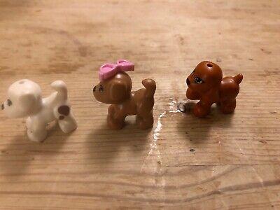 3 Lego Friends Pet Dog Animal Bundle #2