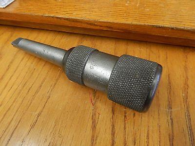 38 Keyless Drill Chuck 2 Morse Taper Shank