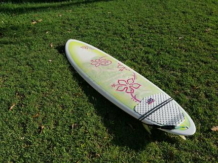 7'2 surf BETTY NSP mini mal