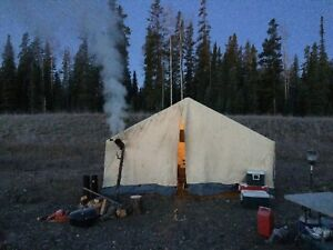 14x16 Wall tent