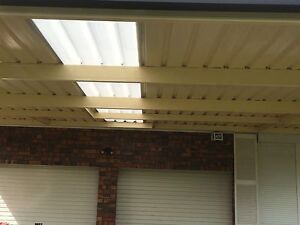 Pergola , carport , installation only Liverpool Liverpool Area Preview