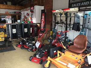 LAWN MOWER / OUTDOOR POWER EQUIPMENT SALES AND SERVICE SHOP Kyneton Macedon Ranges Preview