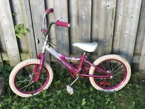 Tech team Dream Dazzler - 16 inch tires - girl bike