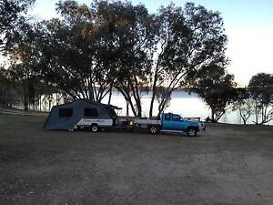 CUB Spacematic Off Road Camper 2004 Shailer Park Logan Area Preview