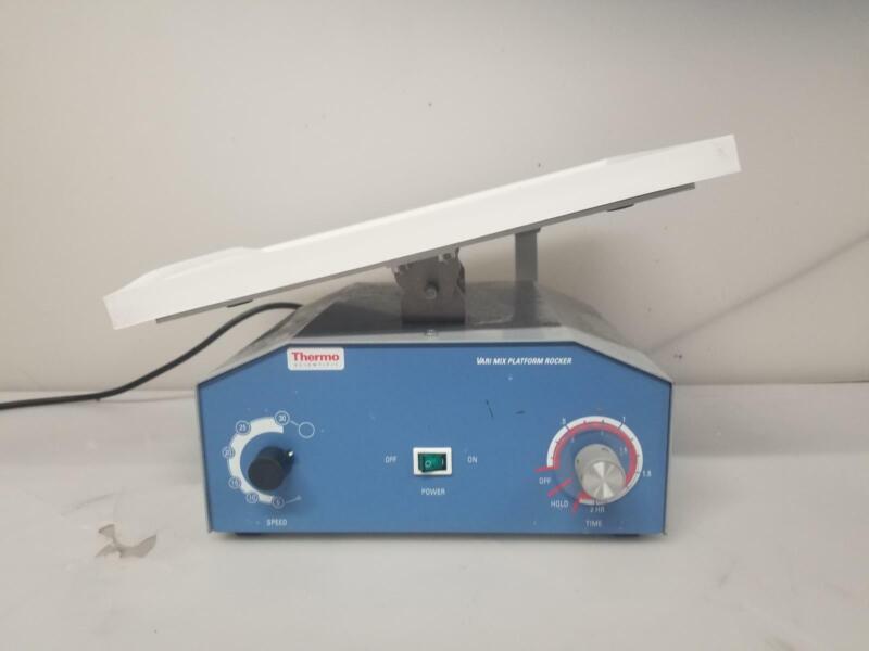 Thermo Scientific M79735 Vari Mix Platform Rocker